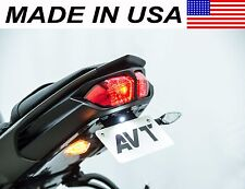AVT Yamaha FZ8 (10-15) / FZ1 (06-15) Fender Eliminator NI  - LED Turn Signals