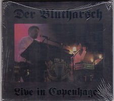 Der Blutharsch - Live In Copenhagen - CD (Digipack Brand New Sealed)