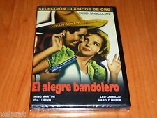 THE GAY DESPERADO / EL ALEGRE BANDOLERO - English/subtitulos español Precintada