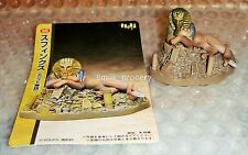 Ancient Tale of Egypt mini ornaments Sphinx Trading Figure with Card Japan