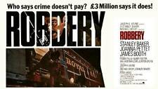 "16mm Feature "" ROBBERY"" Dir PETER YATEs (""BULLIT"") *NOT ON DVD*  Stanley Baker"