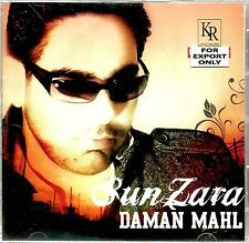 DAMAN MAHL SUN ZARA- BRAND NEW BHANGRA CD - FREE UK POST