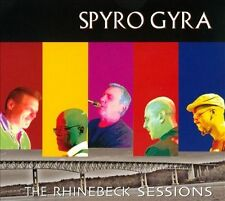 Spyro Gyra The Rhinebeck Sessions CD ***NEW***