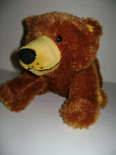 KOHL'S CARES FOR KIDS BROWN BEAR WHAT DO YOU SEE CUB PLUSH TOY STUFFED ANIMAL !!