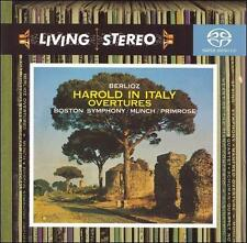 Harold in Italy: The Roman Carnival Overture, New Music