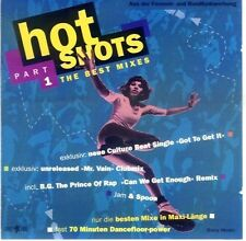 Hot Shots 1-The best Mixes (1993) Culture Beat, Flame, B.G. the Prince of.. [CD]