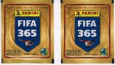 Chile version 2017 Panini FIFA 365 Soccer pack x2