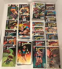 LOT OF 88 SUPERGIRL #1-80/ ANNUAL #1-2 COMPLETE SET + XTRAS~PETER DAVID /1996-02