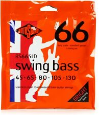 Rotosound RS665LD BASS STRINGS 5-STRING SET 45-130