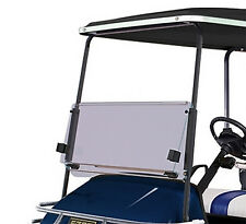 RecPro™ EZGO TXT 1994- 2013 golf cart TINTED Windshield Folding Acrylic