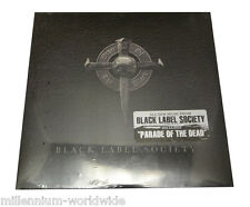 "SEALED & MINT - BLACK LABEL SOCIETY - ORDER OF THE BLACK - DOUBLE 12"" VINYL LP"
