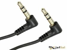 2M 3.5mm Jack Plug To Plug Male Cable - Audio Lead For Headphone/Music/Aux/MP3
