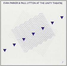 Evan Parker - With Paul Lytton at the Unity Theatre [New CD] Spain - Import