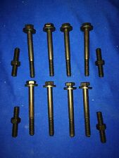 94 - 97  Dodge Ram 1500 2500 Exhaust Manifold Bolt KIT (5.2) 318 (5.9) 360 NEW