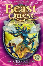 Vespick the Wasp Queen (Beast Quest) Adam Blade Very Good Book