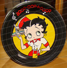 "37696 - BOOP-oop-a-doop, 10"" Dinner, Serving Collectors Plate (Betty Boop) 2007"