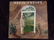 David Ingles OASIS OF LOVE (LP 1978 Impact Records) RARE Country/Gospel