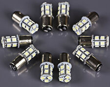 10x T25/S25 1157 Bay15d 13-SMD 5050 LED Tail Brake Stop Light Bulb Xenon White
