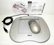 Great Condition/Never Used - TRUST TB-2100 - MOUSE PEN & TABLET