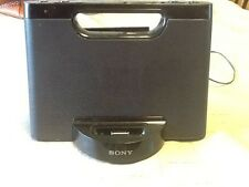 Sony iPod iPhone RDP-M5iP Personal Audio Docking System With Remote