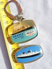 PAQUEBOT FRANCE + CGT FRENCH LINE - LOT 2 PORTE CLEFS  #.2