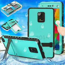 Waterproof Shockproof SnowProof  Case Cover For Samsung Galaxy Note 4