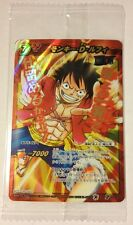 Miracle Battle Carddass ONE PIECE Luffy Promo OP 46