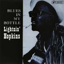 LIGHTNIN' HOPKINS ( 33 rpm LP ) Blues In My Bottle - NEW - NEUF - ACE RECORDS