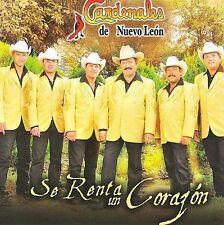 Cardenales De Nuevo Leon Se Renta Un Corazon CD