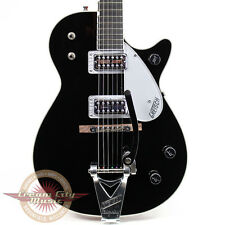 Gretsch G6128T TVP Pro Power Jet Black Bigsby TV Jones Duo Jet PowerTron Pickups