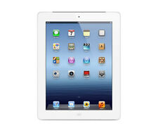 Geniune Apple iPad 3 3nd Generation 16GB WiFi + 4G White *VGWC!* + Warranty!