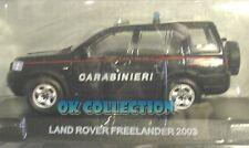 1:43 Carabinieri / Police - LAND ROVER FREELANDER - 2003 _ (55)