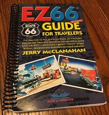 EZ 66 Route 66 Guide For Travelers 3rd Edition By Jerry McClanahan