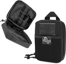Maxpedition Fatty Pocket Organizer Black E D C #0261 EDC 5 x 7 Bag Pack