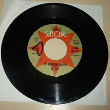 NORTHERN SOUL TEENER 45 RPM RECORD - LILL BABS - S.P.O.R. 3313 - PROMO