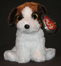 TY YODEL the ST. BERNARD DOG BEANIE BABY - (NEW VERSION) - MINT with MINT TAGS