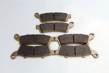 3x Front+Rear Brake Pads For Honda GL 1800 Goldwing (All models)(2001-2013)