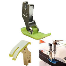 2pcs Industrial Sewing Machine Teflon Foot Heavy Brother Singer Janome Toyota