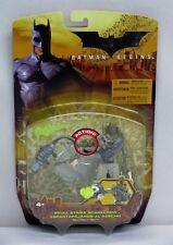 Batman Begins Skull Strike Scarecrow Regular Paint Mattel NIP 4+ 2005 S203-13