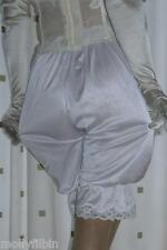 Vintage inspired Victorian~Edwardian style cream bloomers~pettipants~culottes