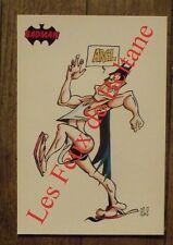 Carte postale Badman,humour, Batman, 1989  CPSM
