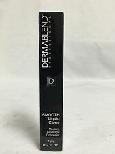 Dermablend Professional Smooth Liquid Camo Concealer Sesame 0.2 Oz / 7 ml