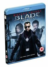 BLADE TRINITY - BLU RAY - NEW / SEALED - UK STOCK