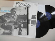 LP Chanson Georges Brassens - Par Excellence 2LP BOX (32 Song) PHILIPS