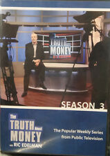 The Truth About Money with Ric Edelman Season 3 (4-Disc DVD)