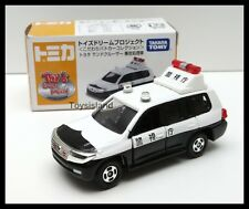 TOMICA LIMITED TOY'S DREAM PROJECT MITSUBISHI PAJERO POLICE CAR 1/65 TOMY NEW 85