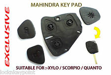 MAHINDRA XYLO.SCORPIO.QUANTO KEY PAD 3 BUTTON KEYPAD SET  BLACK.