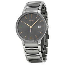 Rado Centrix Grey Dial Stainless Steel Mens Watch R30927132