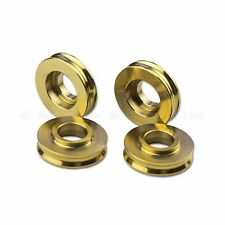 5mm Gold Titanium Spacers for Radial Brake Calipers GSXR R1 R6 ZX6R ZX10R CBR