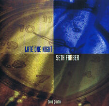 Seth Farber-late One Night CD (13) Track 1995